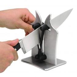 Aiguiseur de couteaux double cotés